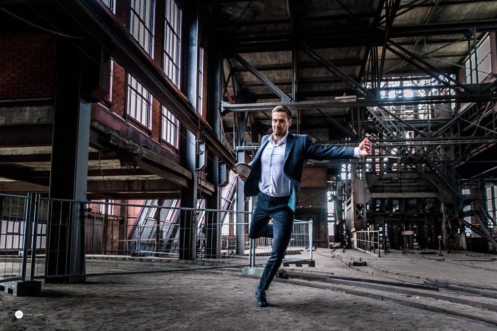 Be a fitter company - Hans Van Alphen